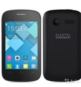 Смартфон Alcatel One Touch pixi 2 4014D
