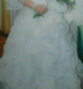 Свадебное платье. Срочно!!! Торг!!!