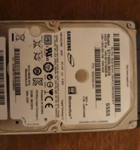 Жесткий диск Seagate ST1000LM024