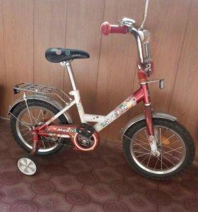 Велосипед от 4 лет