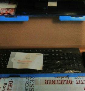 Новая беспроводная клавиатура и мышь обмен