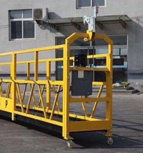 Фасадный подъёмник ZLP-630 Yellow