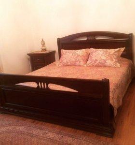 Спальня «из хорошего дерева»