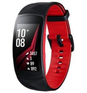 Фитнес-браслет SAMSUNG Gear Fit 2 Pro S