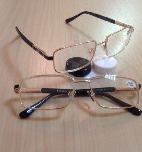 Мужские очки для чтения
