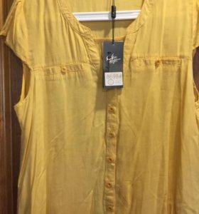 Блузка новая,размер 50