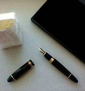Перьевая ручка+чернила Подарочный набор