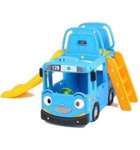 Горка-автобус в прокат