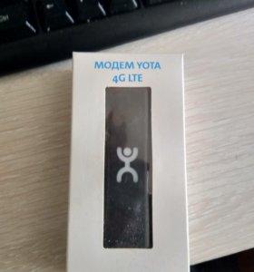 Yota модем с настоящим БЕЗЛИМИТНЫМ интернетом