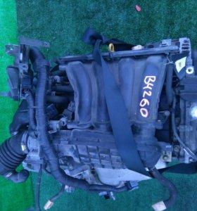 Дроссельная заслонка Nissan MR20