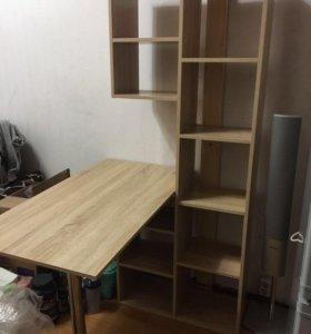 Стол (стеллаж, компьютерный стол)