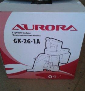 Машинка для сшивания мешков AURORA