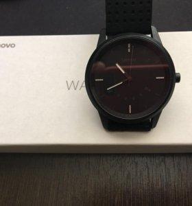 lenovo watch 9 (гибридные смарт часы)+mi band