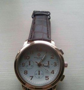 Часы мужские patek philippе. Акция!!! Скидка - 50