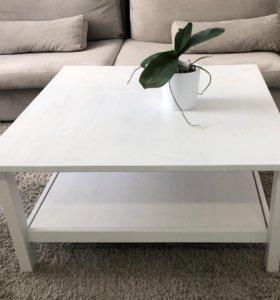 Деревянный стол икея
