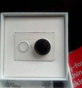 Экшн видеокамера XiaoYi Basic белый