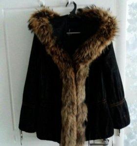 Куртка женская, 44  размер.