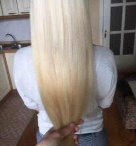 наращивание волос+выезд