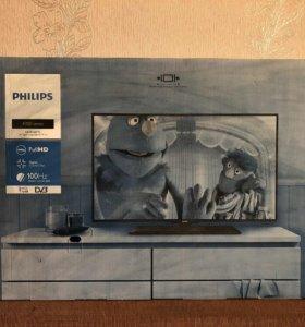 Телевизор Philips 32 дюйма 100 герц