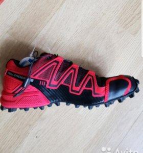 Новые кроссовки Salomon