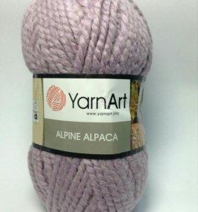Пряжа Yarn Art AlpinaAlpaca