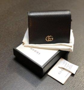 Новый кошелёк Гуччи, оригинал, новый