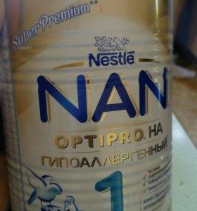 Нан Nan гипо аллергенный
