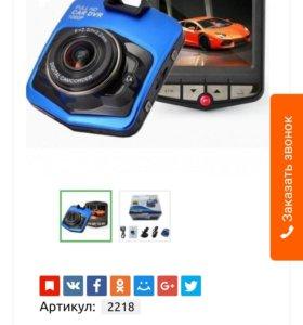 Новый видеорегистратор Vehicle Blackbox