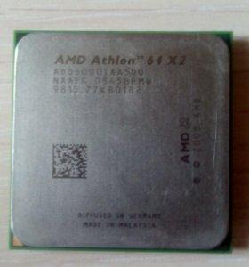 Процессор AMD.