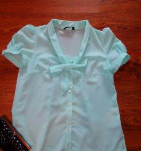 Шифоновая блузка польской марки Nife