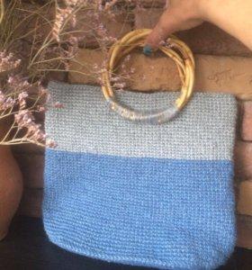 Вяжу сумки