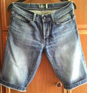 Бриджи джинсовые муж.