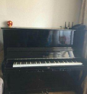 Отдам пианино