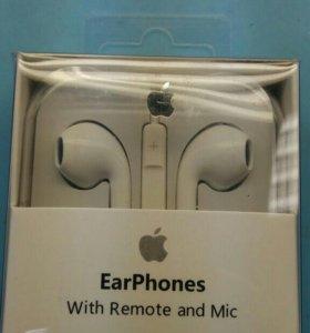 Поступление оригинальных наушников iPhone!!!