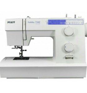 Швейная машина Pfaff Hobby 1142 (новая)