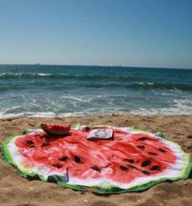 Коврики пляжные