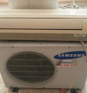 Кондиционер Samsung 24 б/у