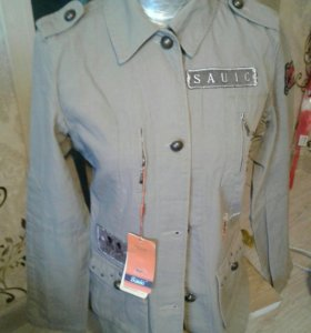 Куртка-ветровка (модная)