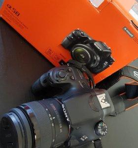 Фотоаппарат зеркальный Sony a58