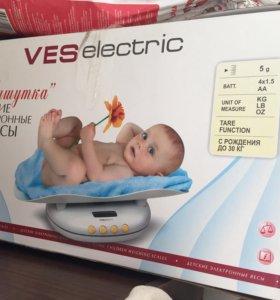 Детские весы VES