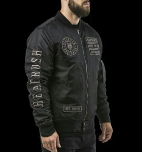 Куртка/пилот headrush. Оригинал.