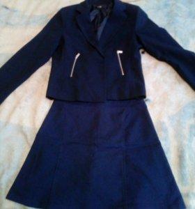 Продам пиджак и юбку
