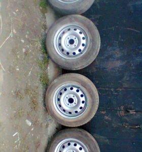 диски Форд Фокус- 1 (универсал)