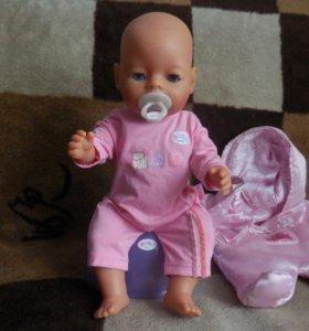 Кукла Baby born (бэби борн)