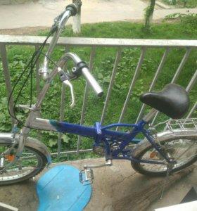 Велосипед складной .