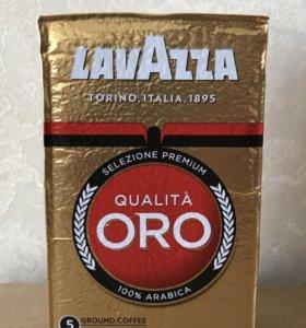 Кофе Lavazza (Лавацца) Qualita Oro, молотый 250 гр