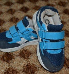 Кроссовки на мальчика 26 размера на 3-3,5 года