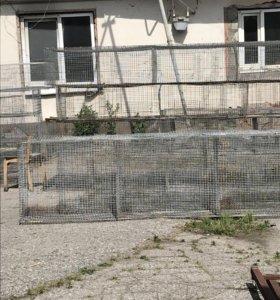 Сетки для кроликов