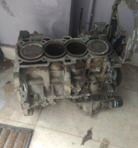 Блок двигателя Nissan Primera P12 c 2002 г.