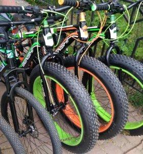 Велосипеды НОВЫЕ и бу